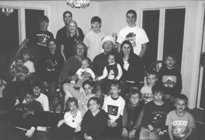 Bob's family 2011